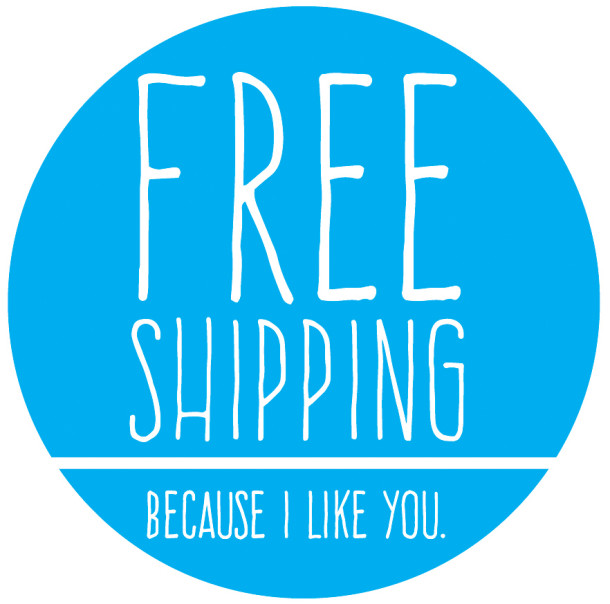 free shipping_isolated