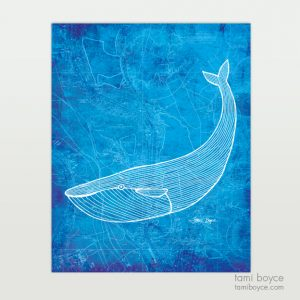 Aquatic Series_Whale
