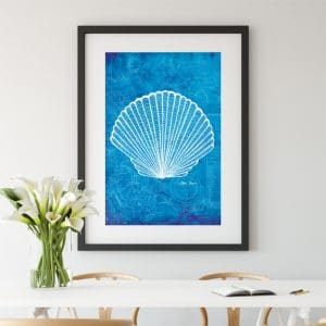 Seashell, Aquatic Series
