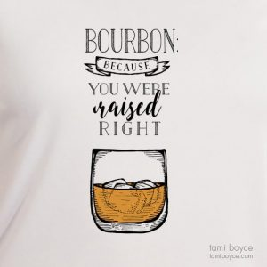 Bourbon Drinking T-Shirt