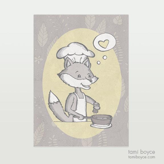 Foxy Chef