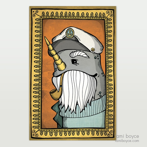 Captain Narwhal